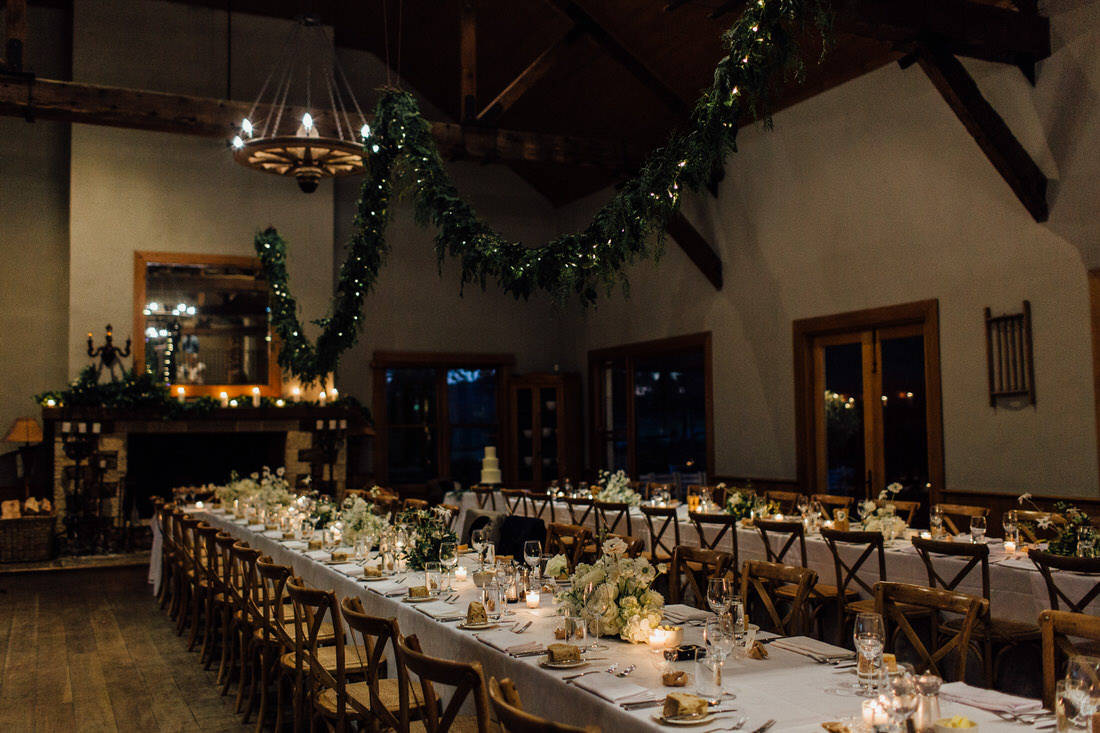Centennial Vineyards wedding and reception