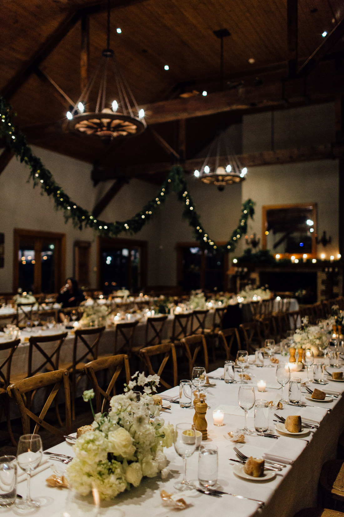 Centennial Vineyards wedding and reception styling